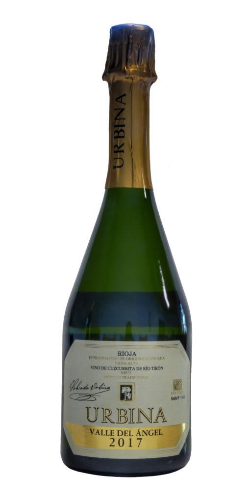 Botella Urbina Brut 2017